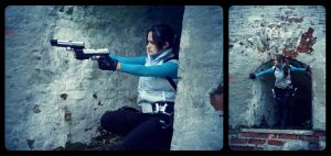 Lara Croft (Tomb Raider-improvisation) by LiSaCroft