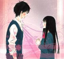 kimi ni todoke LOVE by sweet-hanaki