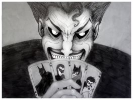 PICK A CARD...ANY CARD by erez