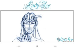 Lady Ice Rough 45 by LPDisney