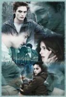 Edward and Bella by GenBensGirl