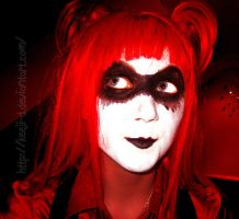 Harley Make Up by Keeji-d