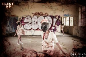 We expecting you - Silent Hill cosplay by AlicexLiddell