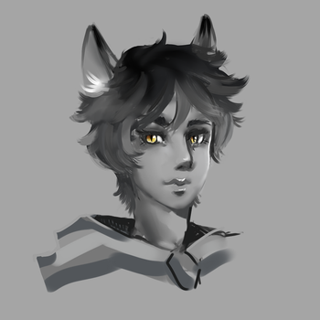 Face practice by Anpan-chan