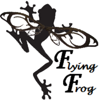 Flying Frog Creations Icon by KimsButterflyGarden