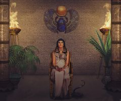 Queen of Egypt by Nikulina-Helena