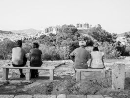 Athens by Runfox