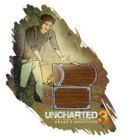Uncharted 3 by thesimplyLexi