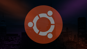 Ubuntu Skyline by powerofpi