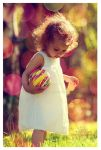 Little Miss Sunshine by Atreja