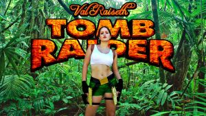 Val Raiseth Tomb Raider wp 6 by SWFan1977