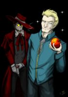 Kiriban: Maybe some forbidden fruit, madam? by Hi-Agni