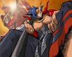 Kamina - Gurren Lagann by The-Switcher