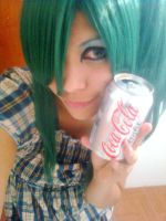 Sprite loves CocaCola Light by underxworld