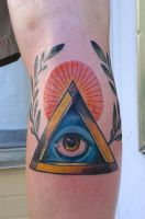 the allseeing eye by graynd