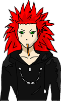 Axel by Darknext0
