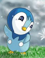:. Piplup .: by Exravagent