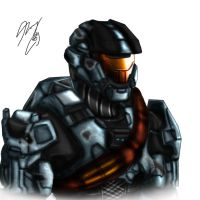 Halo:Clair- Permutation 2 by Guyver89