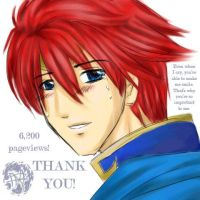 6,200 pv - Crying Eliwood by RoyLover