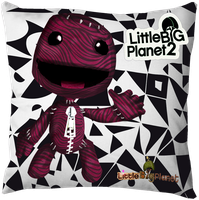 Cushion of Little Big Planet 2 by Anitsirkal