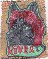 River FWA Badge Commish by ZinStone