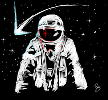Space Cowboy... by viral-reject