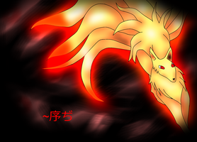Favorite Fire Type Pokemon: Ninetales by prettyXblueXeyedXone