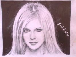 Avril Lavigne by fantafiction