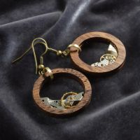 earrings no.1 by desnou
