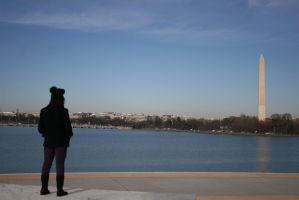 A Walk in DC 33 by kaileyTmarie