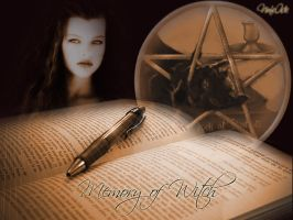 Memory of Witch by NinfeAde