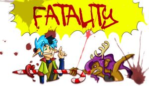Fatality D8 - Collab by Jovey4