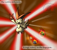 The Victory Pokemon