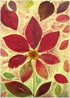 Postcard - front side (Autumn flower) by ma-ry2004