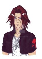 Squall Leonhart by Vossy