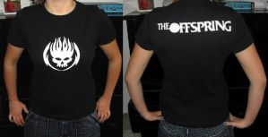 Offspring t-shirt by Triumpha