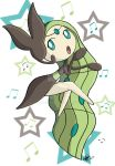 Cute Meloetta by Popokino
