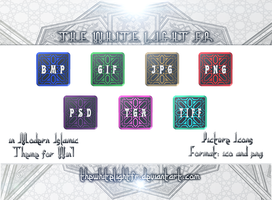 Pictures icons from Modern Islamic Theme for Win 7 by thewhitelightfr