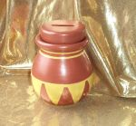 Last1 Twilight Princess Zelda Item Pot Bank Custom by TorresDesigns