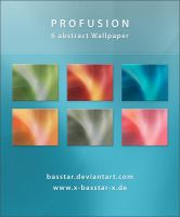 Profusion Wallpaper Pack - 6x by basstar