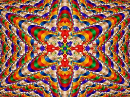 Hyperdynamic Pattern by fraxialmadness3