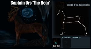 Urs 'The Bear' NEW Ref Image by Crimson-Forest-Farm