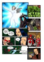 Secret Wars Chapter 11 pg 6 by Kostmeyer
