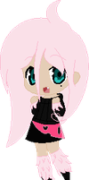GIFT: Chibi Pomf (Paige) by Starlollipop