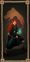 Merida by yosilog