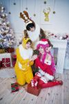 Christmas Geass by Lady-I-Hellsing