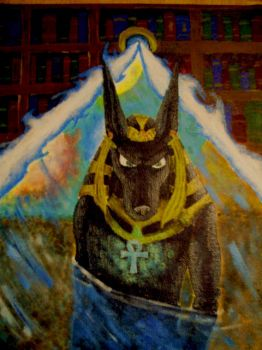 Curse of Anubis by Mirage12
