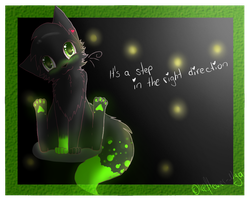 'Cause where will I go by Iceflower-Nya