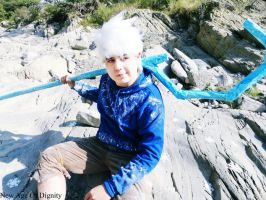 Jack Frost Cosplay by Nao-Dignity