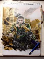 God of Mischief by VA2O